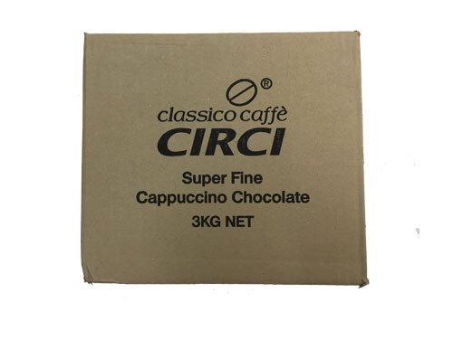 superfinecapuccinochocolate